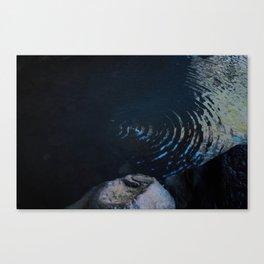 Ripples. Canvas Print