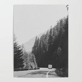 ROAD TRIP / Canada Poster