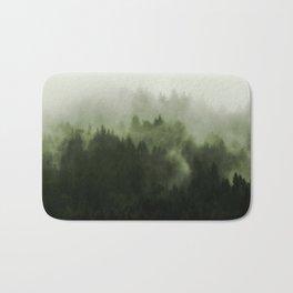 Drift - Green Mountain Forest Bath Mat