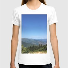 Summits in summer T-shirt