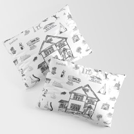Lindas WPG travel mug Pillow Sham