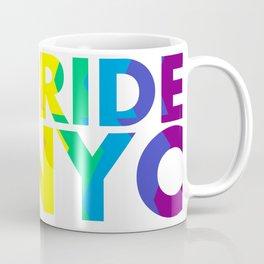 PRIDE NYC Coffee Mug