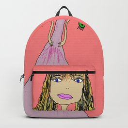 Pretty Woman Backpack