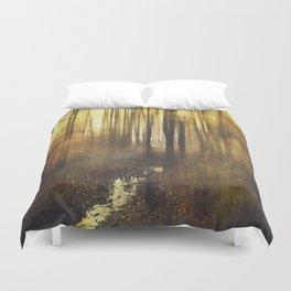 Vintage Woods Duvet Cover