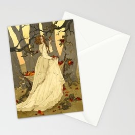 The Goblin Market II Stationery Cards