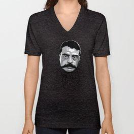 Emiliano Zapata - Trinchera Creativa Unisex V-Neck