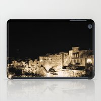 medieval iPad Cases featuring Medieval Night by Schwebewesen • Romina Lutz