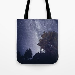 When you shine on me Tote Bag