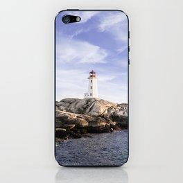 Peggy's Cove, Nova Scotia, Canada iPhone Skin