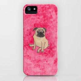 A pug iPhone Case