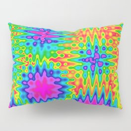 Spectral Frequency Pillow Sham