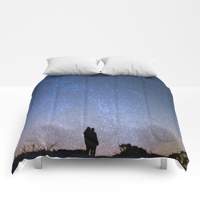 Star Crossed Lovers Comforters