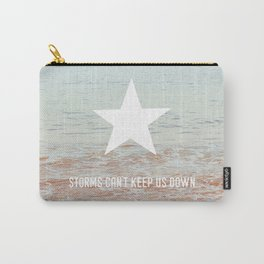 Lone Star Storm Carry-All Pouch