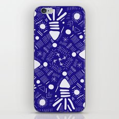 Indigo Tribe iPhone & iPod Skin