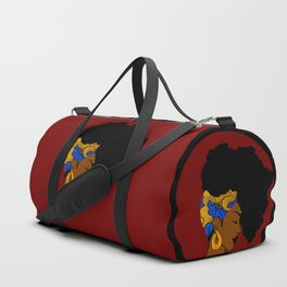 Fro African Duffle Bag