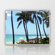 Waikiki Beach Laptop & iPad Skin