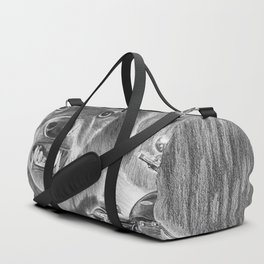 A Wild Ride Duffle Bag