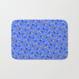 Sailor Uranus Pattern / Sailor Moon Bath Mat