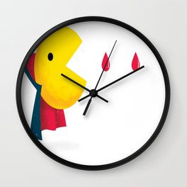 Count Pacula Wall Clock
