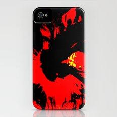Flamenco color iPhone (4, 4s) Slim Case