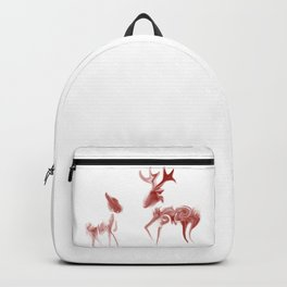 Java Deer Backpack