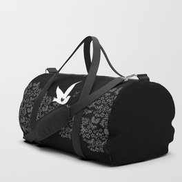 Wings of Love - Black Duffle Bag