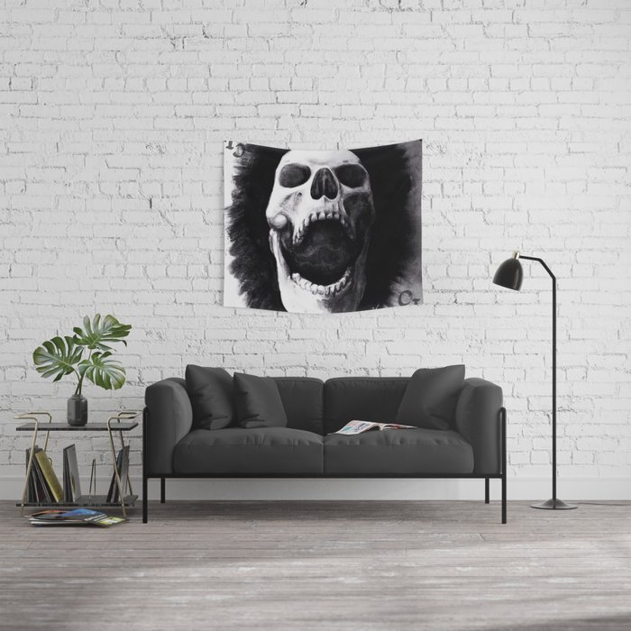 chared Wall Tapestry
