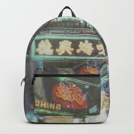 Hongkong Signs V Backpack