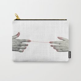 Hands love Carry-All Pouch