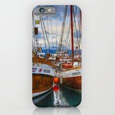 Schooners Hildur and Hauker Slim Case iPhone 6s