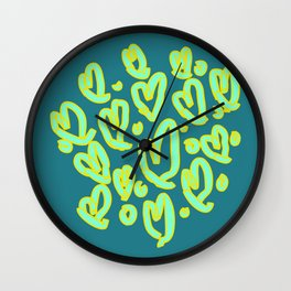 Have a Heart 2 Wall Clock
