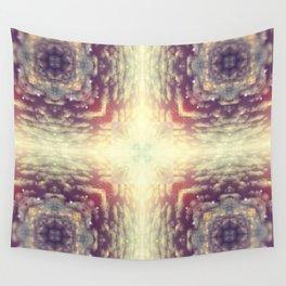 Cloud Prism Original Artwork by Rachael Rice Wall Tapestry