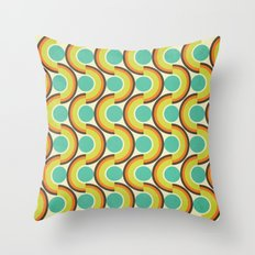 Old Skool 2 Throw Pillow