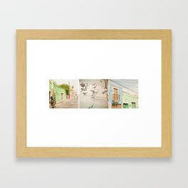 Guadalahara Framed Art Print