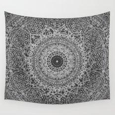 Ash Mandala Wall Tapestry