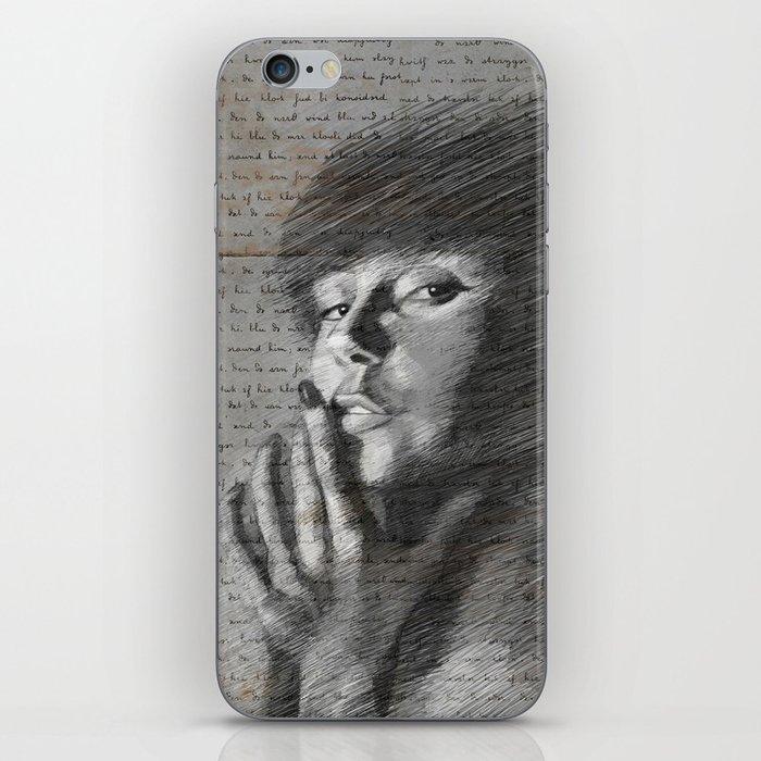 Annie iPhone Skin