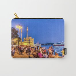 Istanbul At Night Carry-All Pouch