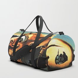 Salvador Dali Duffle Bag