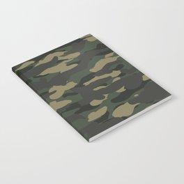 Camo Notebook