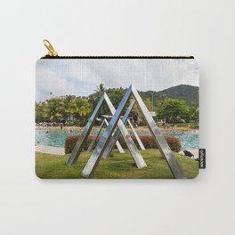 Airlie Beach- Lagoon Carry-All Pouch