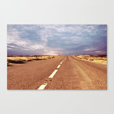 Summer Country Canvas Print