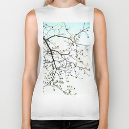 Branched Biker Tank