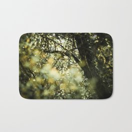 Bokah tree Bath Mat