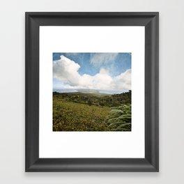 Ometepe Island Framed Art Print