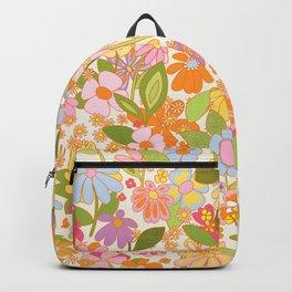 Nostalgia in the garden Backpack