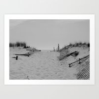 dune Art Prints featuring Dune by TQ  Photography