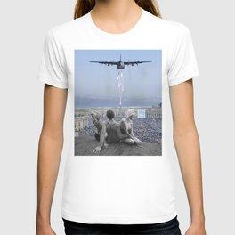 Air Raid Vatican T-shirt