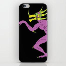 Vejigante iPhone Skin