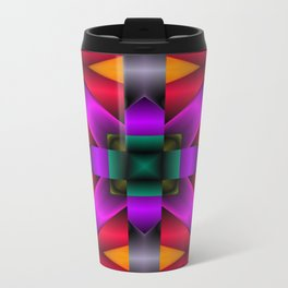 Mandala8 Metal Travel Mug