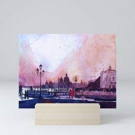 Venice, San Marco view Mini Art Print